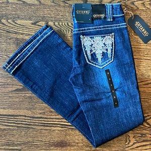 Shyanne jeans size 8 NWT